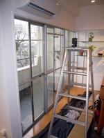 内窓(二重窓、二重サッシ)施工