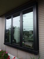Low-e遮熱高断熱+防犯の理想的なガラスです。