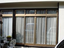 スペーシアESテラス窓