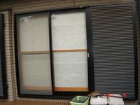 防犯ガラスステッカーが防犯アピールすることで、未然に空き巣を防ぎます