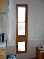 外窓と同じ構成なら使い勝手を邪魔せず、防音が出来ます。