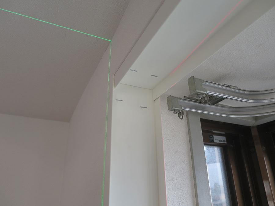 しっかりと計測して内窓を設置します