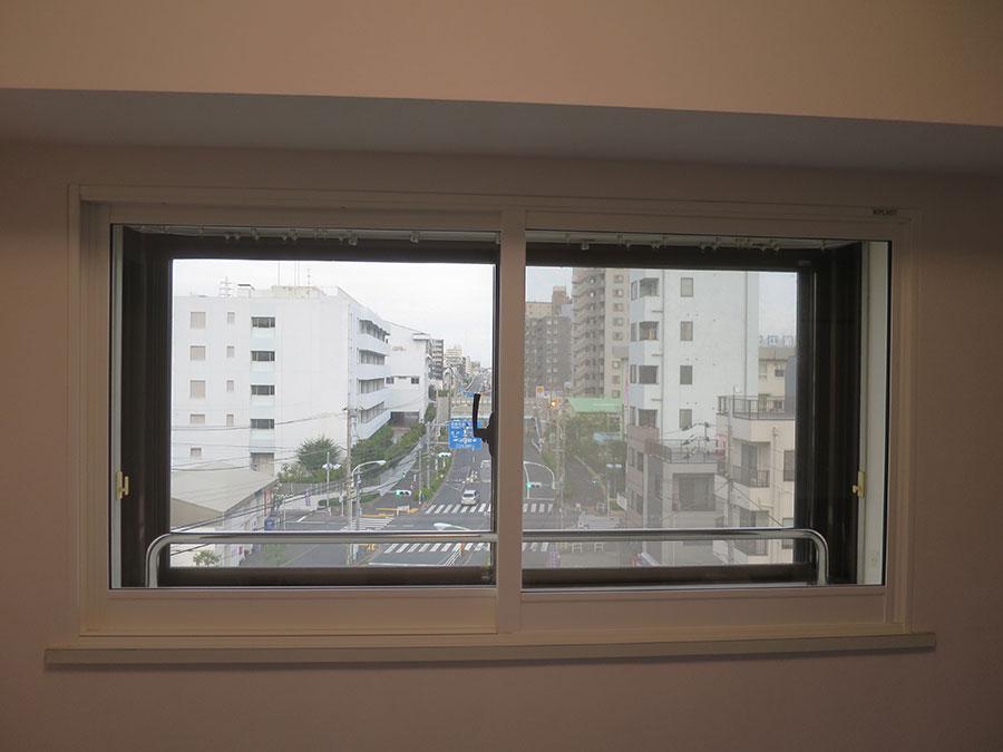 内窓の設置は施工技術が結果に大きく影響します