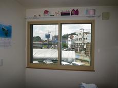 内窓で静かなお部屋に!!大信工業内窓『プラスト』