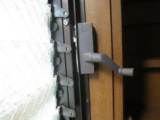 窓のメンテナンス工事